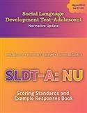Image SLDT-A:NU-SCORING STANDARDS & EX RESP BK