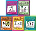 Image AUTISM PICTURE SS SET OF 5