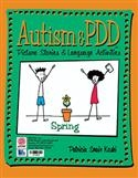 Image AUTISM PICTURE CARDS SPRING