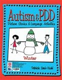 Image AUTISM PICTURE CARDS WINTER