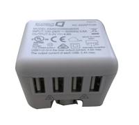 Image Swivl 4-Port USB Charger
