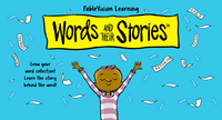 Image Words and Their Stories