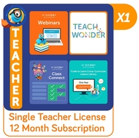 Image Class Connect Subscription Teacher Success Pack