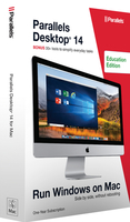 Image Parallels Desktop 14 for Mac Academic ESD - 1 Year Subscription
