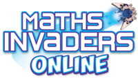 Image Math Invaders Online