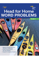 Image Head For Home Word Problems Workbook Grade 1
