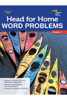 Image Head For Home Word Problems Workbook Grade 4