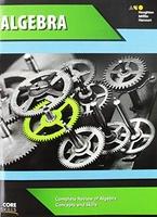 Image Steck-Vaughn Core Skills Algebra: Workbook Grades 8-10