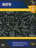 Image Steck-Vaughn Core Skills Mathematics Workbook Grade 2