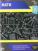 Image Steck-Vaughn Core Skills Mathematics Workbook Grade 3