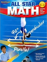 Image All-Star Math Reproducible Grades 3-4