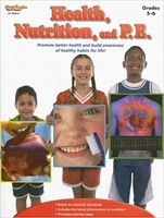 Image Health, Nutrition, and P.E. Reproducible Grades 5-6