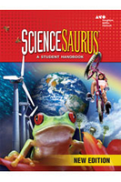 Image ScienceSaurus Red Hardcover Grades 2-3