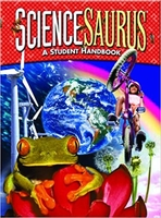 Image ScienceSaurus Red Softcover Grades 2-3