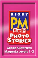 Image Rigby PM Collection Magenda 2-3 Levels B-C Independent Reading Package