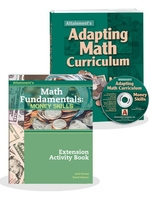 Image Money Skills: Adapting Math Curriculum with Extension Activity Book