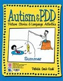 Image AUTISM PICTURE CARDS SUMMER