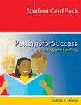 Image Patterns for Success Student Card Pack