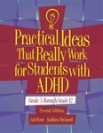 Image PITRW for Students with ADHD: Grade 5 through Grade 12 Second Edition Manual