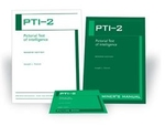 Image PTI-2 Profile/Examiner Record Booklets (25)