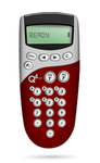 Image Qwizdom Q4 Student Response Hardware