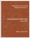 Image R-FVII:2 Occupational Title Lists