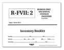 Image R-FVII:2 Test Booklets (20)