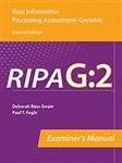 Image RIPA-G:2 Examiner's Manual