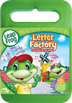 Image LeapFrog Letter Factory DVD Kid Case