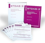 Image STDAS-2: Screening Test for Developmental Apraxia of Speech Second Edition
