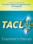 Image TACL-4: Examiner's Manual