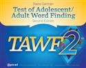 Image TAWF-2: Test of Adolescent/Adult Word Finding-Second Edition