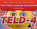 Image TELD-4: Test of Early Language Development-Fourth Edition