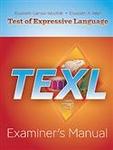 Image TEXL: Examiner's Manual