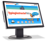 Image Typing Instructor Web for Kids