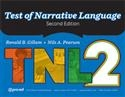 Image TNL-2: Test of Narrative Language-Second Edition