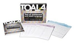 Image TOAL-4: Test of Adolescent and Adult Language Fourth Edition