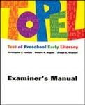 Image TOPEL Examiner's Manual