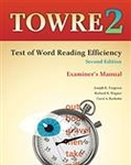 Image TOWRE-2 Examiner's Manual