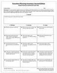 Image TPI-2 Student Preferences & Interests Form - Basic (25)