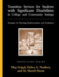 Image Transition Services for Students with Significant Disabilities in College and Co