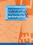 Image Workbook for Synonyms, Homonyms, and Antonyms
