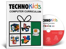 TechnoKids KID PIX 3D Curriculum