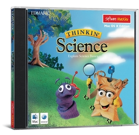Edmark Thinkin Science - Mac OSX Edition