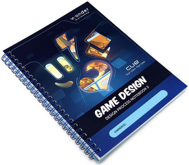 New! Cue Applied Robotics Curriculum, Unit 2: Game Design - Student Notebook