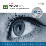 NetOp Vision Pro Classroom Management Software